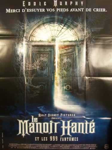 Affiche du film MANOIR HANTE (LE) - THE HAUNTED MANSION