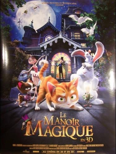 Affiche du film MANOIR MAGIQUE (LE)