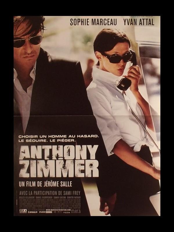 Affiche du film ANTHONY ZIMMER