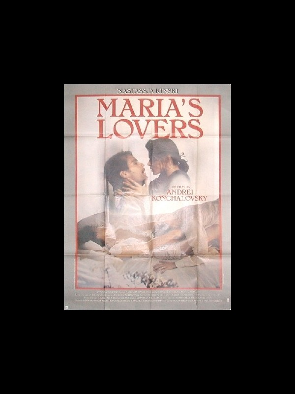 Affiche du film MARIA'S LOVERS