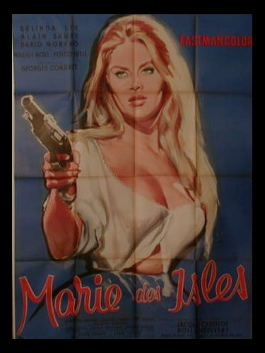 Affiche du film MARIE DES ISLES