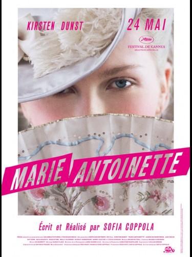 Affiche du film MARIE-ANTOINETTE - MARIE ANTOINETTE