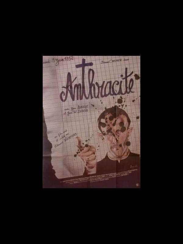 Affiche du film ANTHRACITE