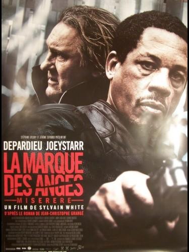 Affiche du film MARQUE DES ANGES (LA) (AFFICHE ROULÉE)