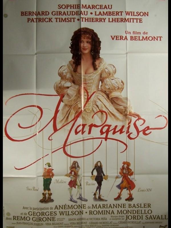 Affiche du film MARQUISE