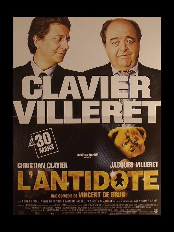 Affiche du film ANTIDOTE (L')