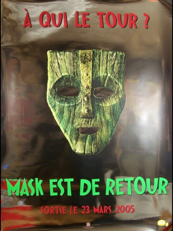 Affiche du film MASK 2