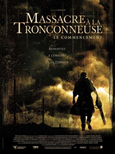 MASSACRE A LA TRONCONNEUSE (LE COMMENCEMENT) - THE TEXAS CHAINSAW MASSACRE: THE BEGINNING)