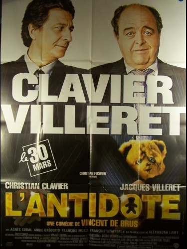 Affiche du film ANTIDOTE (L') (PREVENTIVE)
