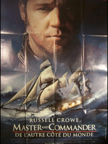 Affiche du film MASTER AND COMMANDER