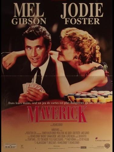 Affiche du film MAVERICK