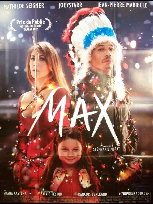 Affiche du film MAX