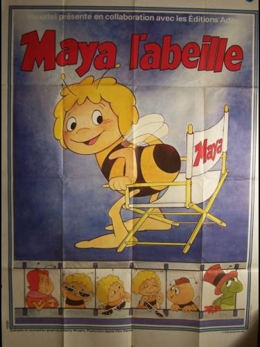 Affiche du film MAYA L'ABEILLE - MITSUBACHI MAYA NO BOKEN