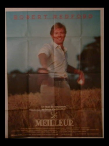 Affiche du film MEILLEUR (LE) - THE NATURAL