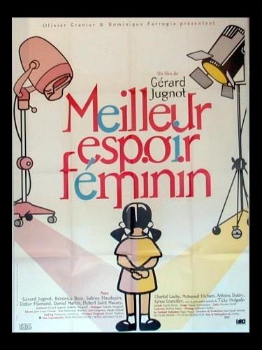Affiche du film MEILLEUR ESPOIR FEMININ