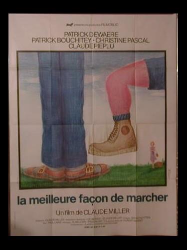 Affiche du film MEILLEURE FACON DE MARCHER (LA)
