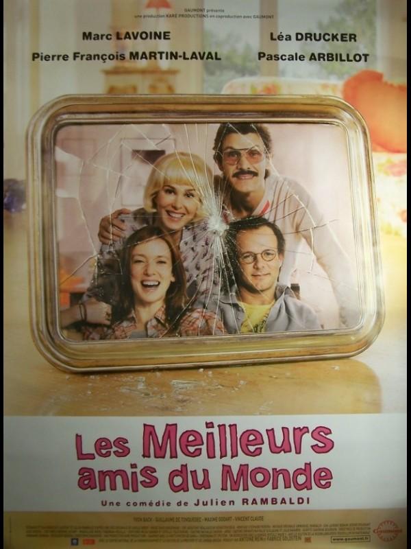 Affiche du film MEILLEURS AMIS DU MONDE (LES)