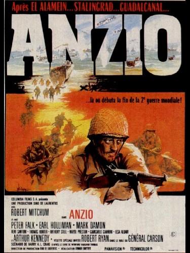 Affiche du film ANZIO - ANZIO