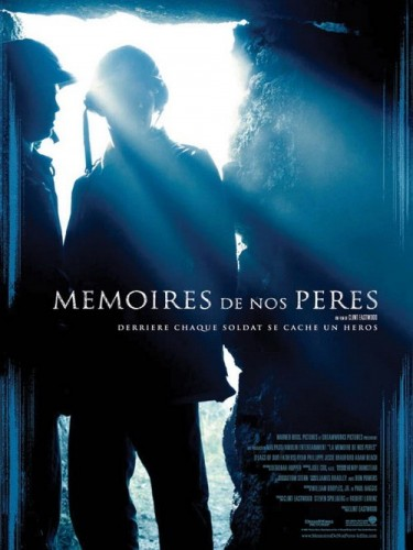 Affiche du film MEMOIRES DE NOS PERES - FLAGS OF OUR FATHERS