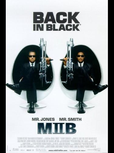 Affiche du film MEN IN BLACK 2
