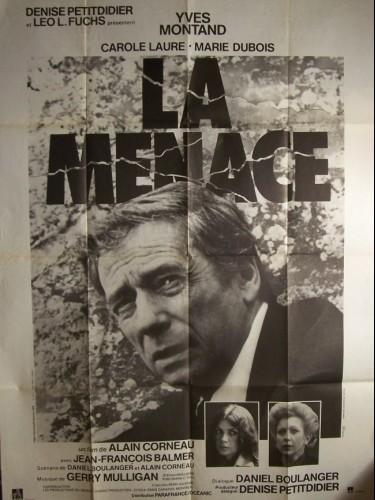 Affiche du film MENACE (LA)