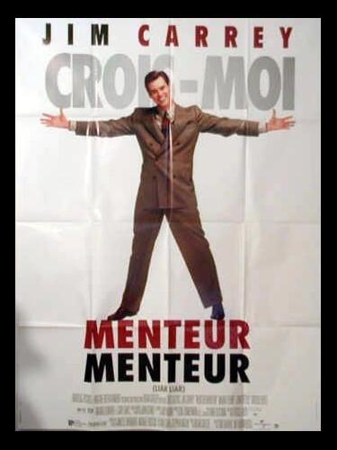 Affiche du film MENTEUR MENTEUR