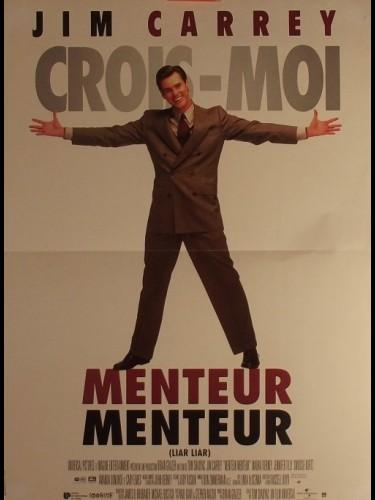 Affiche du film MENTEUR MENTEUR - LIAR LIAR