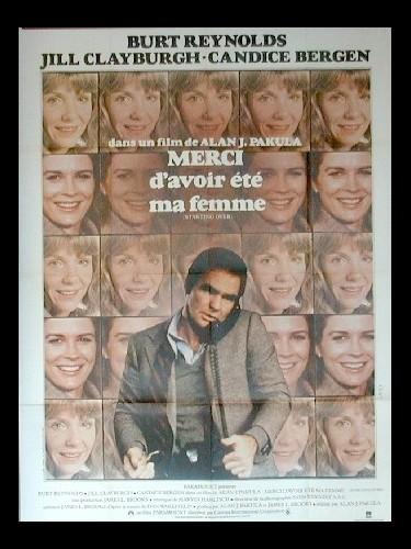 Affiche du film MERCI D'AVOIR ETE UNE FEMME