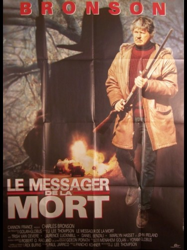 Affiche du film MESSAGER DE LA MORT (LE) - MESSENGER OF DEATH
