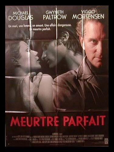 Affiche du film MEURTRE PARFAIT - PERFECT MURDER (A)