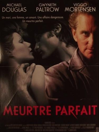 Affiche du film MEUTRE PARFAIT