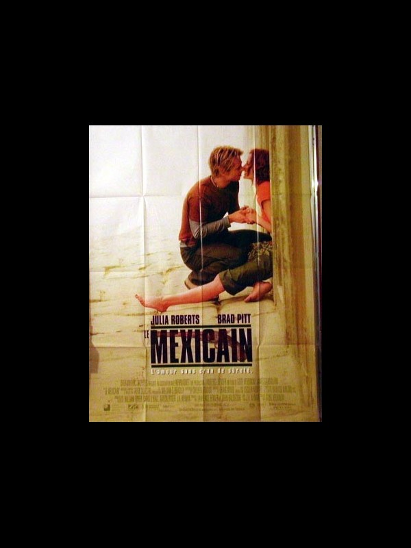 Affiche du film MEXICAIN (LE) - THE MEXICAN