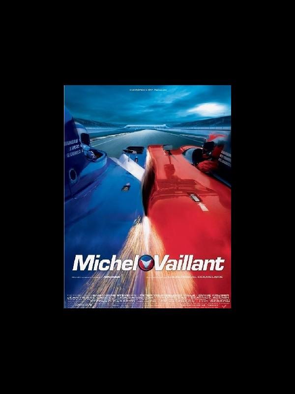 Affiche du film MICHEL VAILLANT