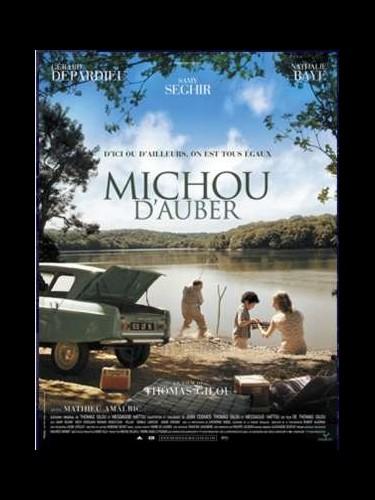 Affiche du film MICHOU D'AUBER