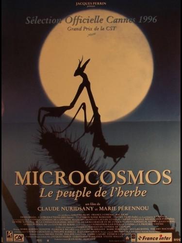Affiche du film MICROCOSMOS
