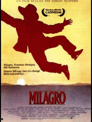 Affiche du film MILAGRO - THE MILAGRO BEANFIELD WAR