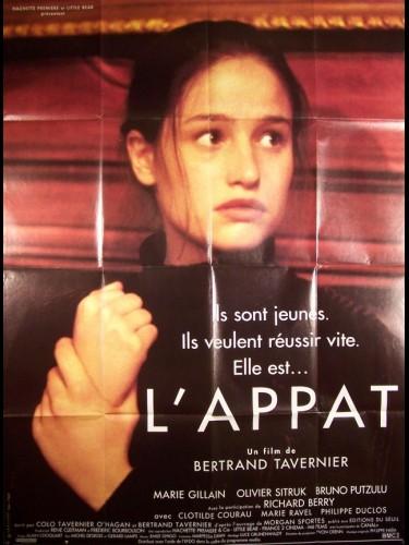 Affiche du film APPAT (L')