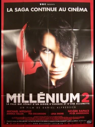Affiche du film MILLENIUM 2