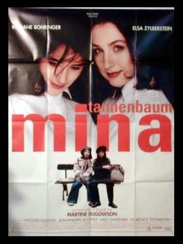 Affiche du film MINA TANNENBAUM