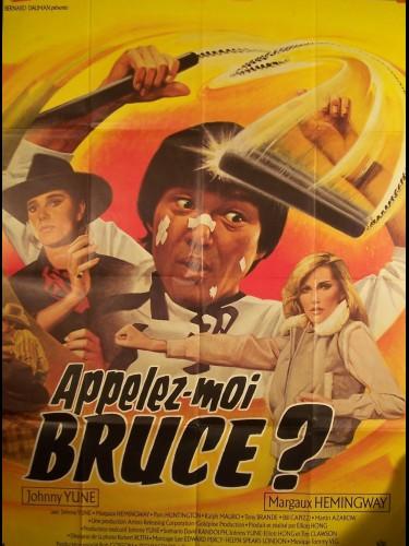 Affiche du film APPELEZ MOI BRUCE ?