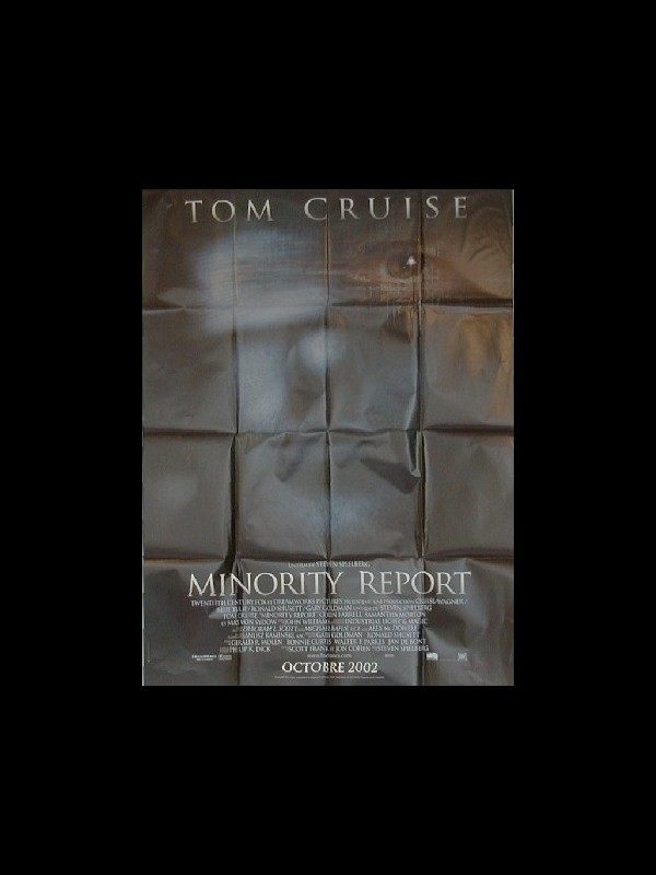 Affiche du film MINORITY REPORT (PREVENTIVE)