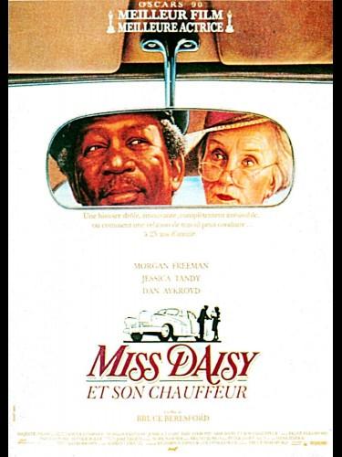 Affiche du film MISS DAISY ET SON CHAUFFEUR - DRIVING MISS DAISY