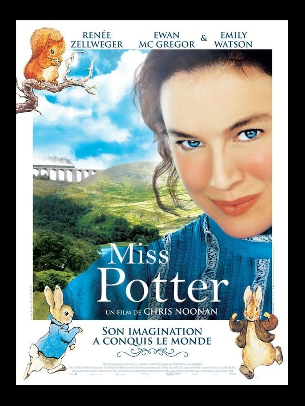 Affiche du film MISS POTTER - MISS POTTER