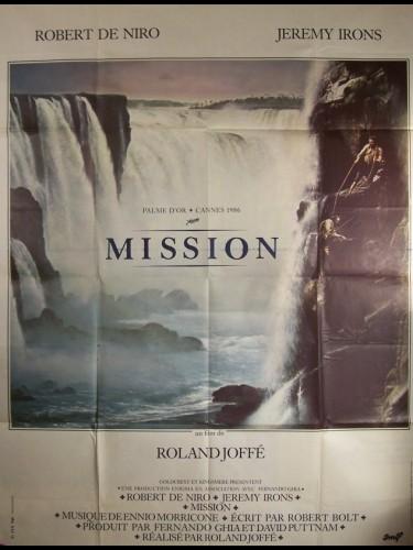 Affiche du film MISSION