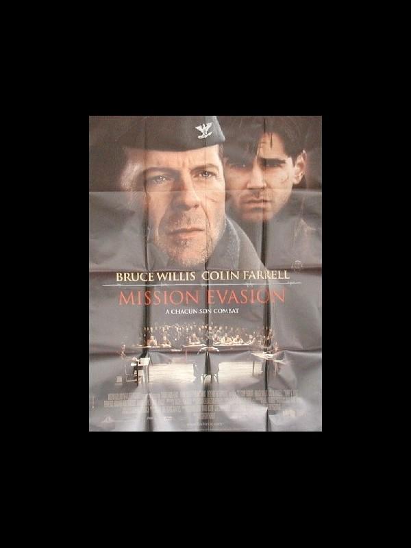 Affiche du film MISSION EVASION