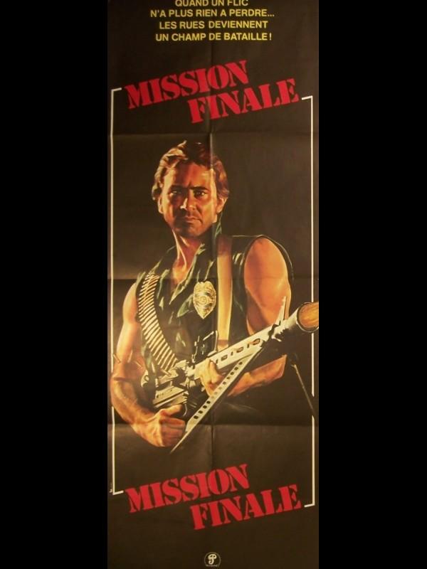Affiche du film MISSION FINALE - FINAL MISSION