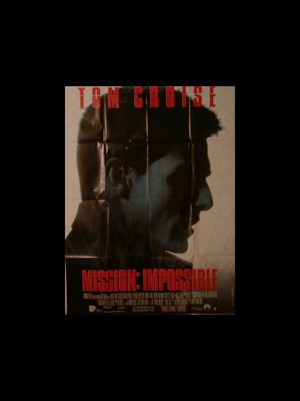 Affiche du film MISSION IMPOSSIBLE