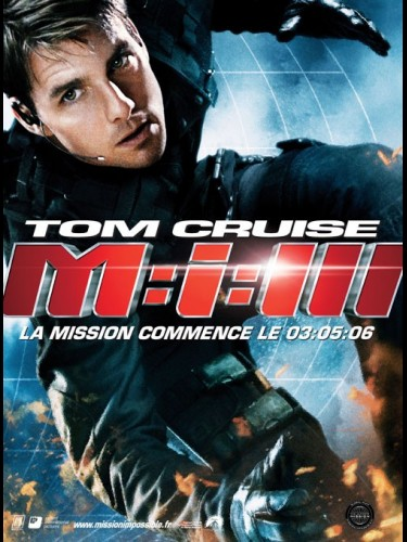 MISSION IMPOSSIBLE 3 ( M:I.III)