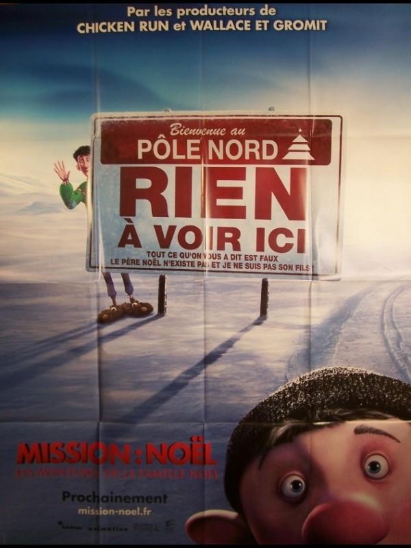 Affiche du film MISSION NOEL