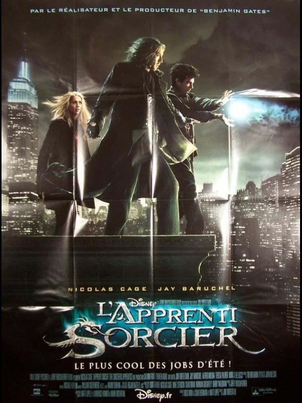 Affiche du film APPRENTI SORCIER (L') - THE SORCERER'S APPRENTICE